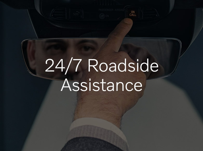 24/7 Roadside Assistance